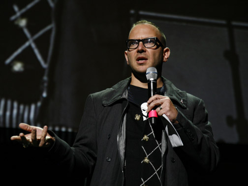 Cory Doctorow photo
